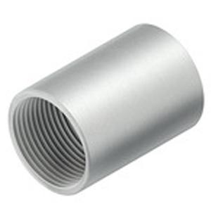 Gewindemuffe aluminium