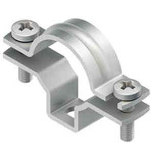 Rohrabstandsschelle aluminium
